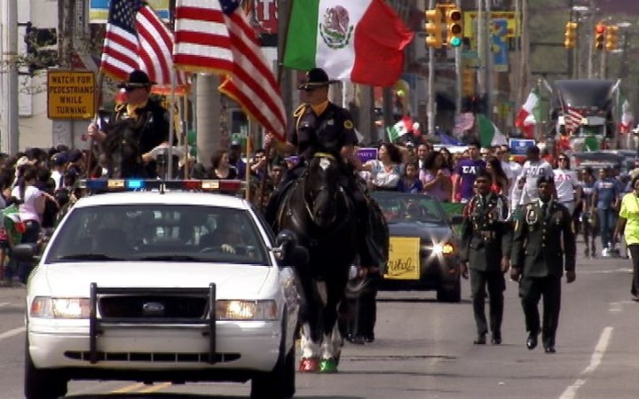 Cinco de Mayo in Detroit
