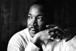 Martin Luther King's message of service continues to be relevant today.