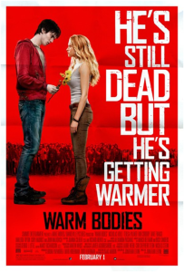 "Warm Bodies: the perfect Valentine's Day movie.  Photo credit: ""zomromcom."""