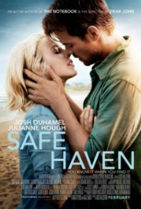 Safe Haven hits theaters February 14th. Photo credit: Imbd