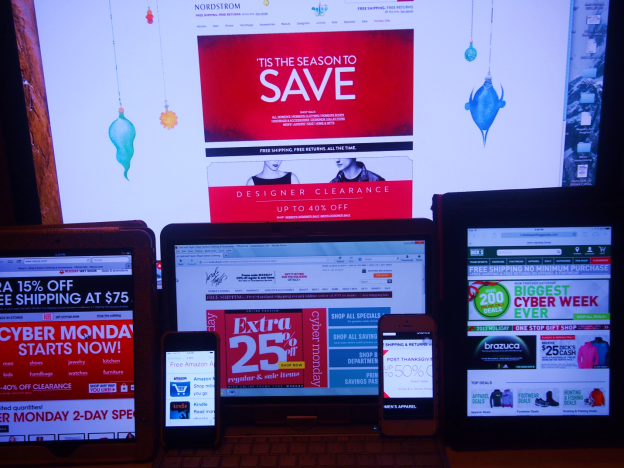 Online vendors offer significant savings to kick off the holiday shopping season.