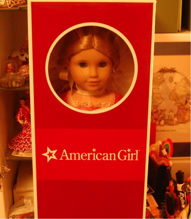 Even American Girl Dolls that are still being sold (such as Elizabeth), are becoming collector's items and can turn a profit.
