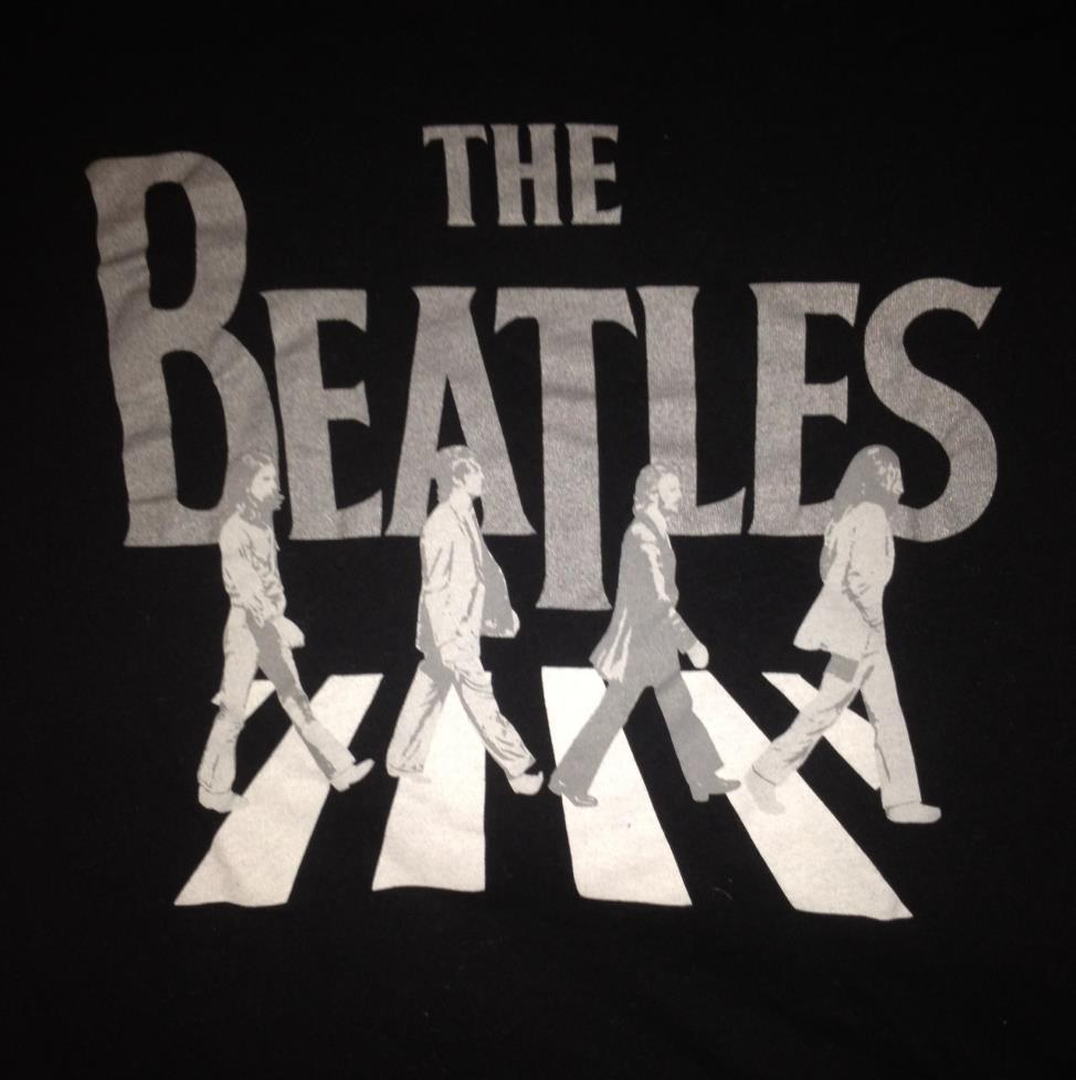 The Beatles album, Abbey Road, featured this photo taken in London as their famous cover.