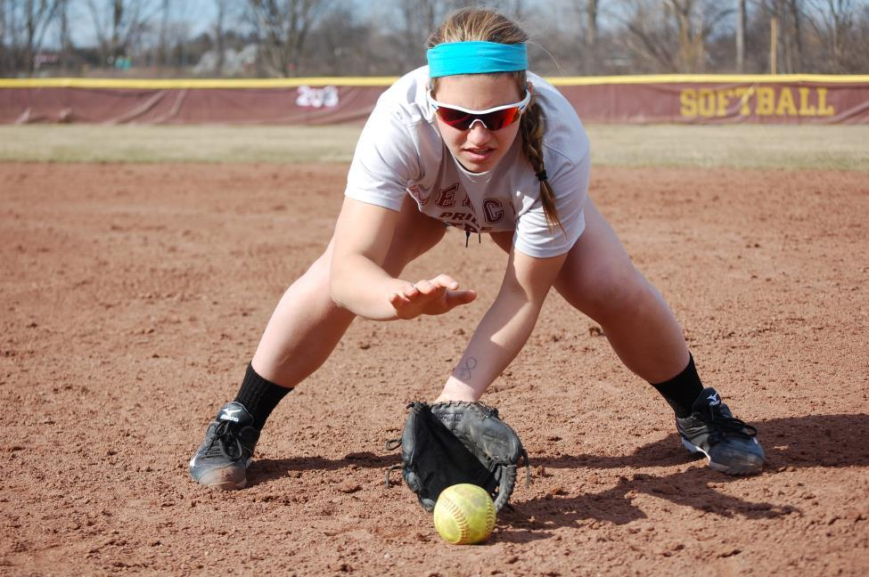 Starting at a young age, Sobczak has always wanted to play college softball. She will finally fulfill her dream in 2015 at the University of Michigan.